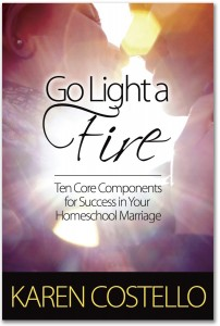 Go Light a Fire by Karen Costello