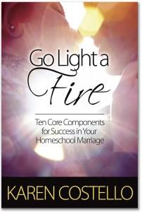 Go Light a Fire by Karen Costello